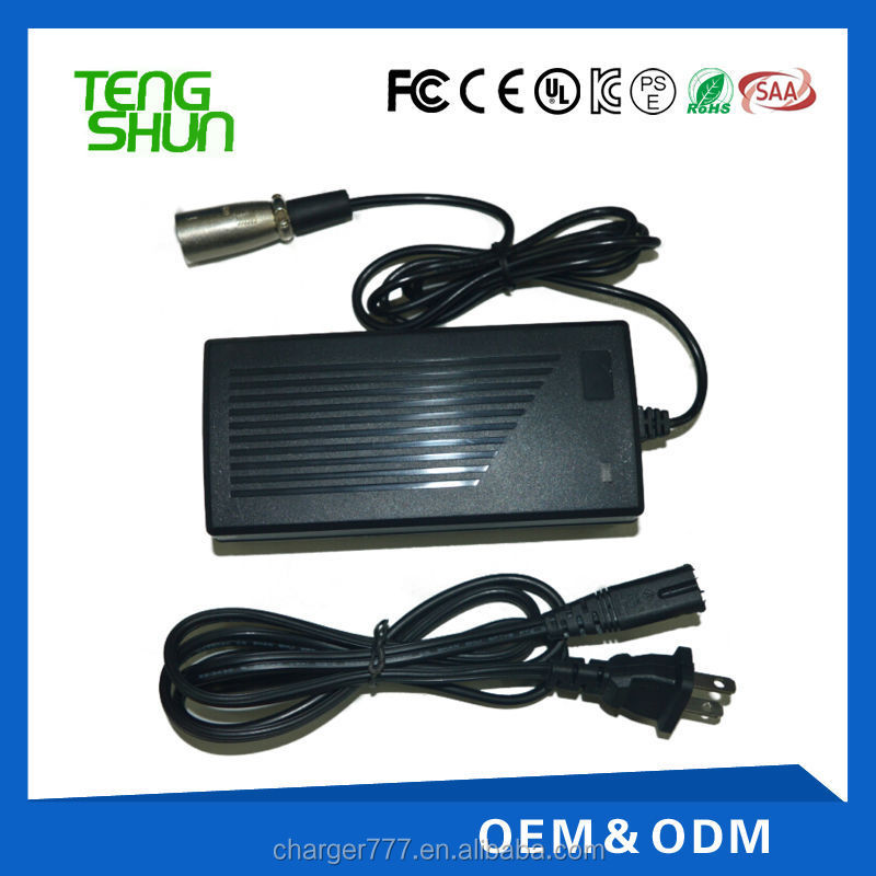 24v 2a 36v 1.5a charger for electric bicycle