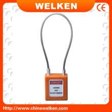 Manufacuturer!!! CE Approved Work Place Warning ABS Cable Lock