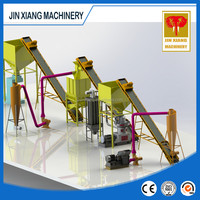 Waste Timber wood pellet making machine