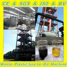 Used Car Motor Oil Distillation Refinery Machine/ Waste Engine Oil Recycling Distillation Plant