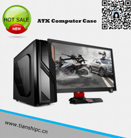 Desktop Application Steel Material ATX computer gaming case