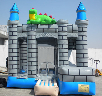 Exciting moon jumper fun inflatable bounce house combos for kids
