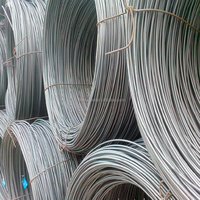 STEEL WIRE ROD IN COILS ASTM A36 OR Q235