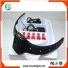 Newest Helmet lamp helmet with head lamp mine helmet lamp with good price