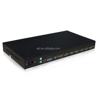 8 Ports KVM Switch 350MHz