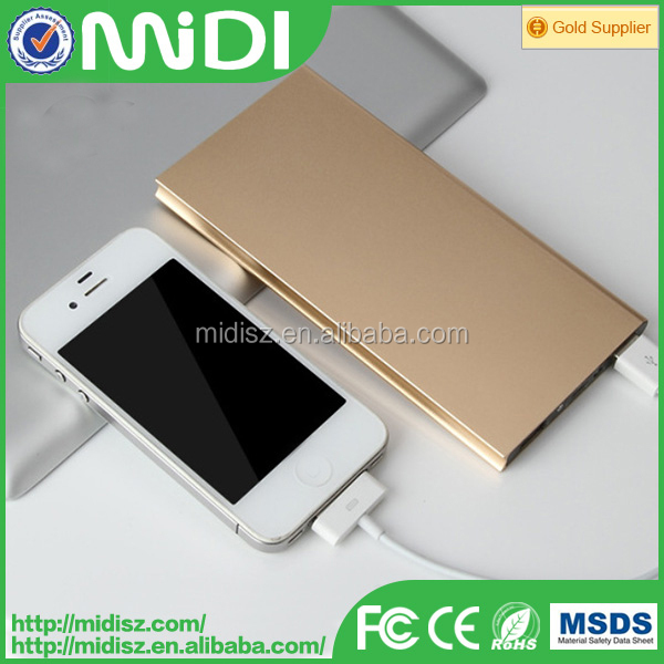 new products 2016 consumer electronics for iphone 6 case, power bank 20000 mAh