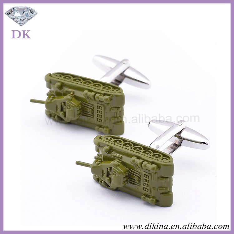 Wholesale Silver Military Vehicle Metal Cufflink Backs // 2015 wholesale new design cufflink brass wholesale cufflinks backs