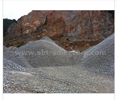 High-quality Crushed stone/ Gravel stone/ Lime stone of diff sizes (5-20 mm, 30-80 mm etc.)