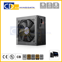 2014 hot selling 80Plus Bronze ATX power supply 650w PSU Computer Power Supply 20+4pin with ULCE FCC Approved