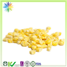 HACCP Certification Freeze Dried Sweet Corn