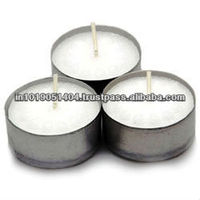 Decorative Scented Tealight Candles Available In Multiple Colors