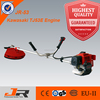 Long working life 53.2cc kawasaki brush cutter/kawasaki gasoline brush cutter/kawasaki field mower