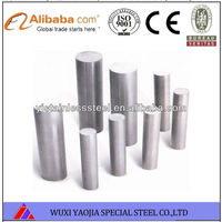 ASTM 410 stainless steel cold rolled round bar made in Wuxi