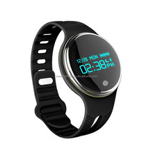 Smart Wristband E07 With Pedometer Fitness Swimming Bracelet e07 Waterproof Smart Bracelet Tracker
