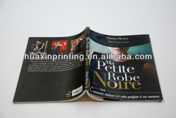 2014 lithographic printing machines promotional magazine printing