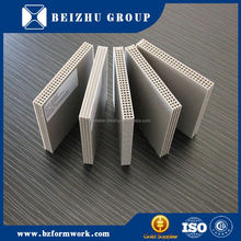 Alibaba supplier cheap hollow plastic formwork ISO9001 save time column formwork aerate lightweight concrete
