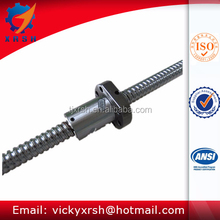 CNC rolled ball screw SFU series with good price for hot sale