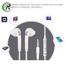phone for Samsung S6 in ear headset for Samsung sports running earphone