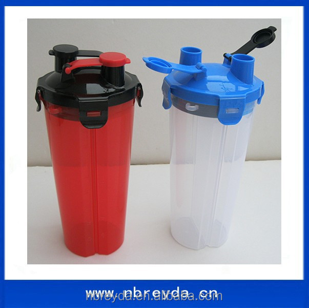 800ml BPA Free Twin Pack Protein Shaker Cup