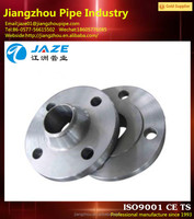 stainless steel forged male and female face flange