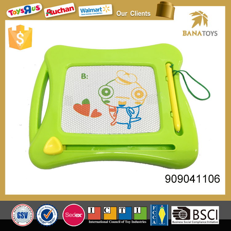 Hot sale educational <strong>kids</strong> magnetic drawing board