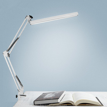 Water Resistant Multi-angle Rotation Foldable led table Lamp Studying lamp USB Charger table lamp