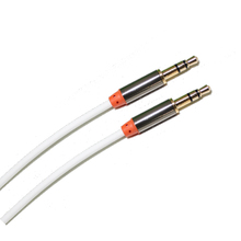 1.2M male to male 24awg 3.5mm mono audio cable