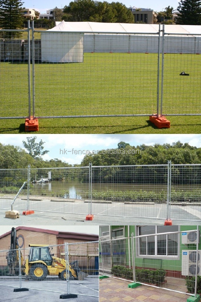 Modular anticlimb mesh temporary fencing,construction & event management temporary fence for selling well(discount)
