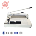 High Accuracy Safety 400 Sheets A3 Size Manual Guillotine Paper Cutter