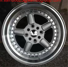 Exclusive and unique solution supply car alloy wheels/aluminum wheels