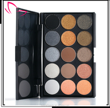 Good sale makeup palette 15 colors chemical eyeshadow powder makeup