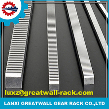 Thermal Refined Gear Rack and pinion bft sliding gate for sale