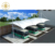 Outdoor PVC tensile fabric car parking shade canopy for Middle East countries