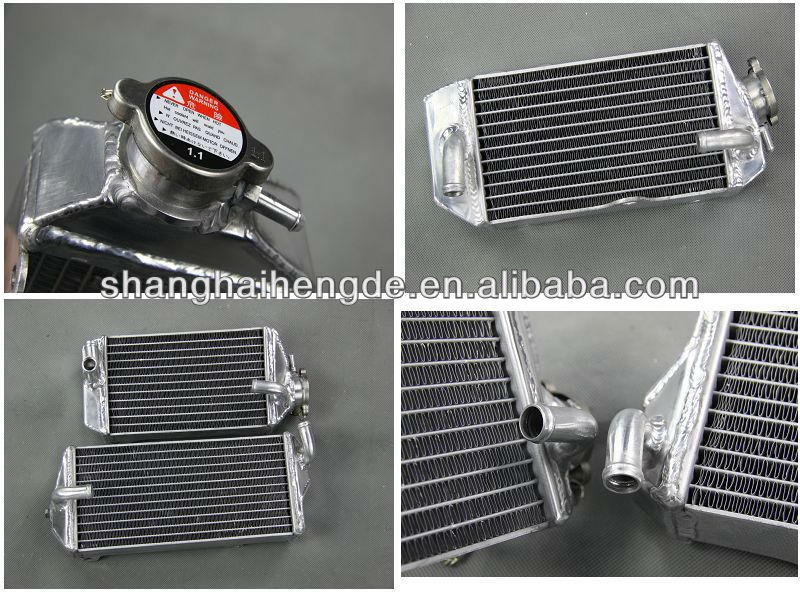 OEM Sportbike Streetbike Radiators for DUCATI 749 999 2006