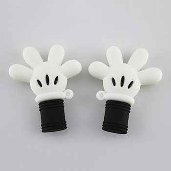 wholesale cheap usb flash drive real capacity 2gb/4gb/8gb/16gb/32gb/64gb usb keychain mickey mouse hands gloves usb dongle