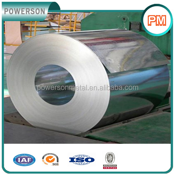 cold rolled galvanized steel coils/ppgi prepainted steel sheet /zinc aluminium roofing