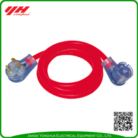 Widely used rv usa type power cord