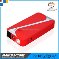 factory wholesale high quality 12v multi function mini car jump starter power bank