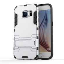 Best Selling TPU And PC Cellphone Case/Cover With Kickstand Function For Samsung S7