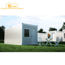 Good quality ready made mobile container toilet