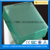 EN IGCC CSI Certified Tempered Glass Flat/Curved for laminated safety Glasss