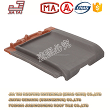FT-5G11 Chinese suppliers export sintered flat clay roofing tiles