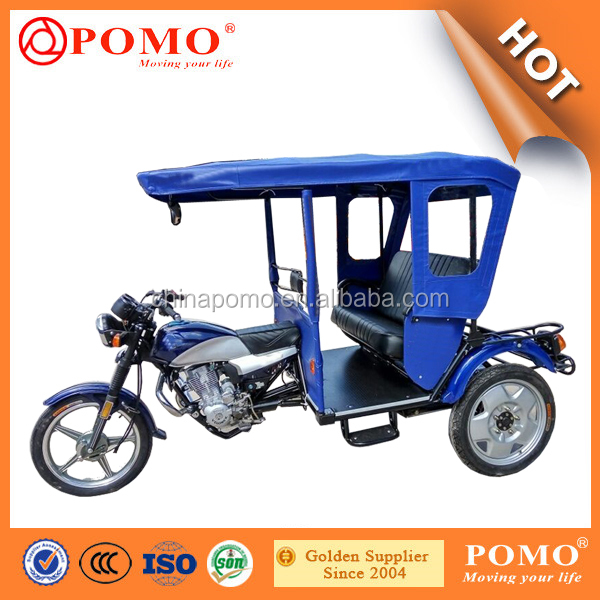 Africa YANSUMI 8 Passenger Golf Cart, Indian Tricycle, Three Wheel Motorcycle With Steering Wheel