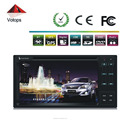 Votops 6.95inch Toyota Universal double din dvd Stereo Player with GPS navigation