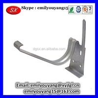 Chinese Manufatuer Gutter Bracket According To