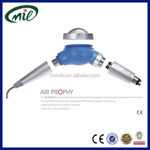 Dental descaler equipment Prophy-Mate EMS shape air prophy polisher 4 / 2 holes