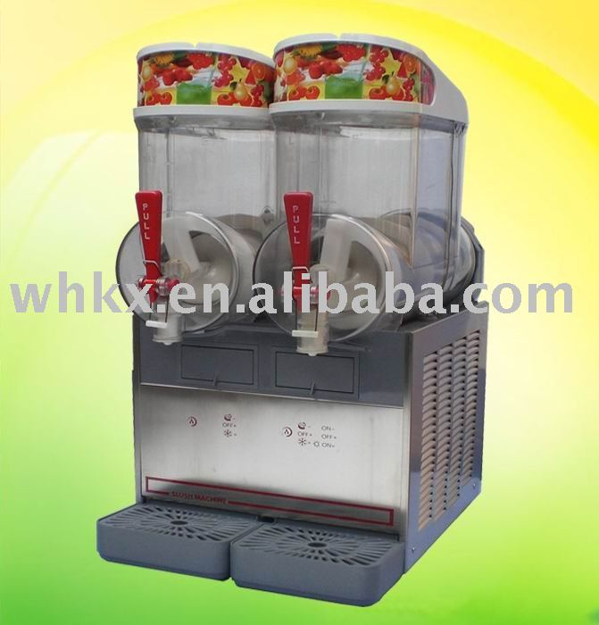 Daiquiri Machine 2-flavors (Penguin brand/CE)