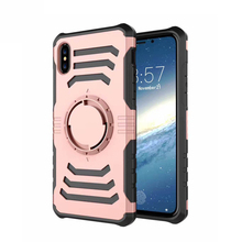 New Creative Sport Armband Car Magnetic TPU PC Phone Case for Samsung Galaxy Grand Prime G530H Note5 Note3 S5 IphoneX