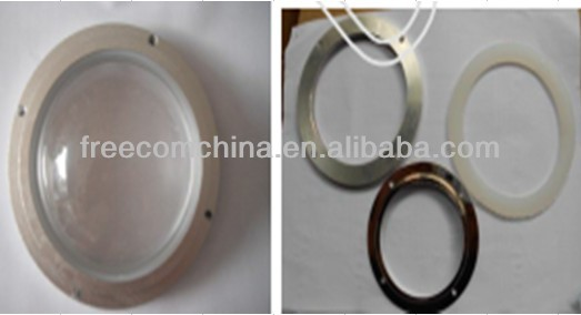 China manufacturer 100mm 120 degrees LED high bay light lens