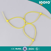 UL CE ROHS certificates PA66 material UV94V-2 nylon cable ties cable wholesale tie cable ties nylon